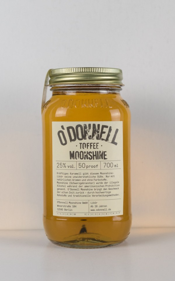 o donnell toffee 700 ml