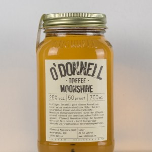 O'Donnell Moonshine Toffee 0,7l