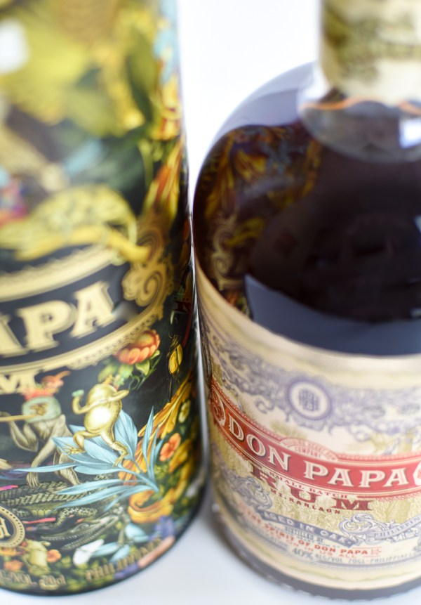 Don Papa Rum 7Jahre 40% 0,7l