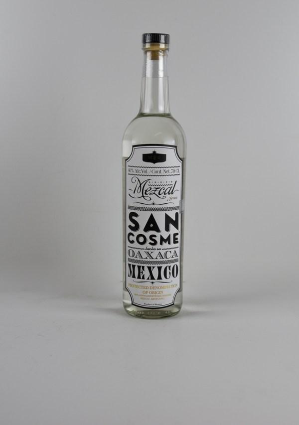 San Cosme Joven Mezcal 40% 0,7l