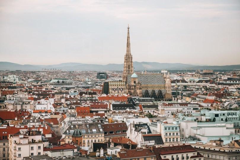 Aussicht Wien Tipps