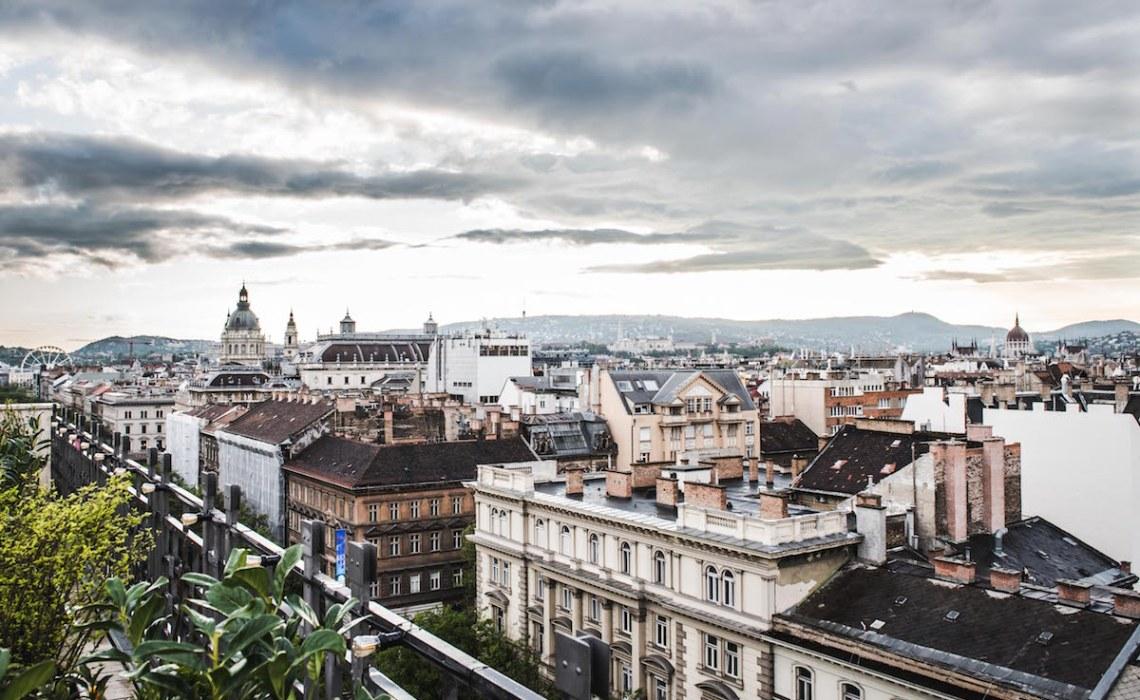 360 Grad Bar Budapest