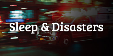 How Sleep Influenced 5 Major Disasters