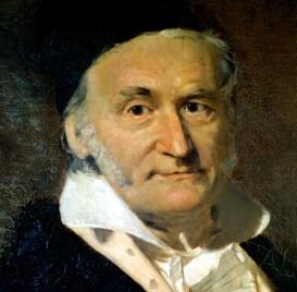 Gauss el matemático que descubrió la fórmula matemática que vamos a utilizar.