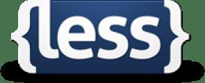 Less es el preprocesador de CSS que os mostramos.