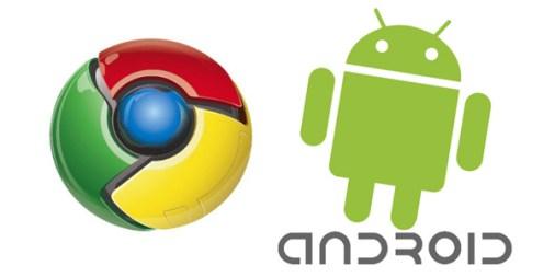 Android y Chrome los productos de Google