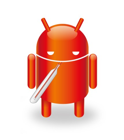 Android con un virus o agujero de seguridad