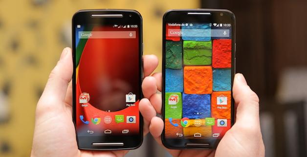 Actualizar Motorola Moto G a Android 5.0.2