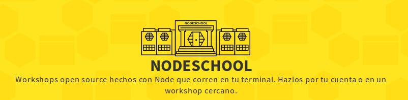 Aprendiendo Node.js con node School paso a paso