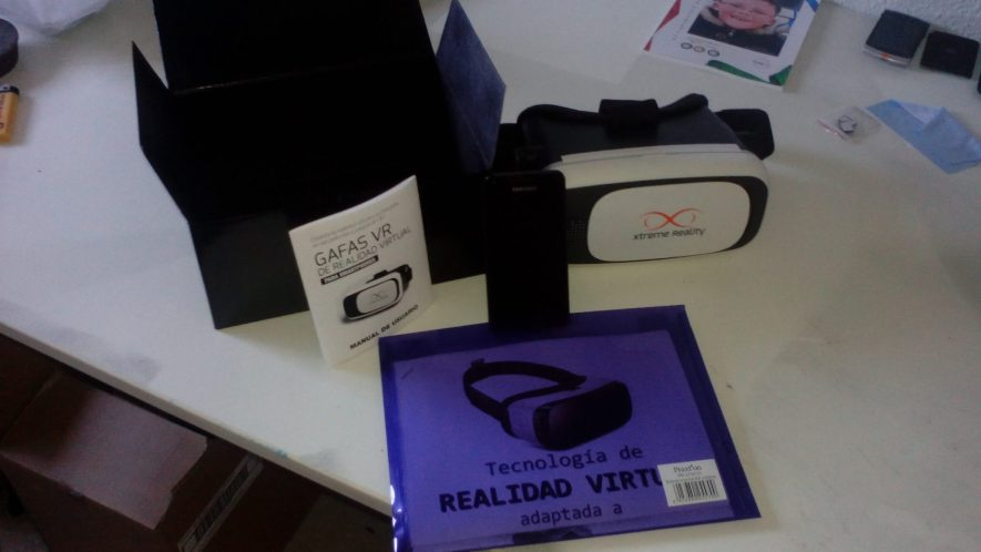 realidad virtual para personas con necesidades especiales