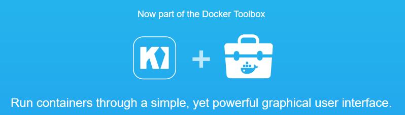 Kitematic la forma mas sencilla de desplegar contenedores Docker