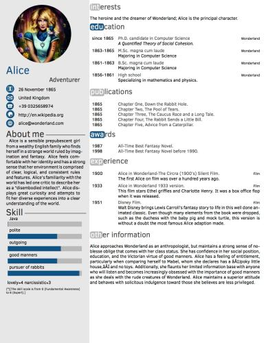 Como crear un CV con LaTeX facilmente usando una plantilla de GitHub