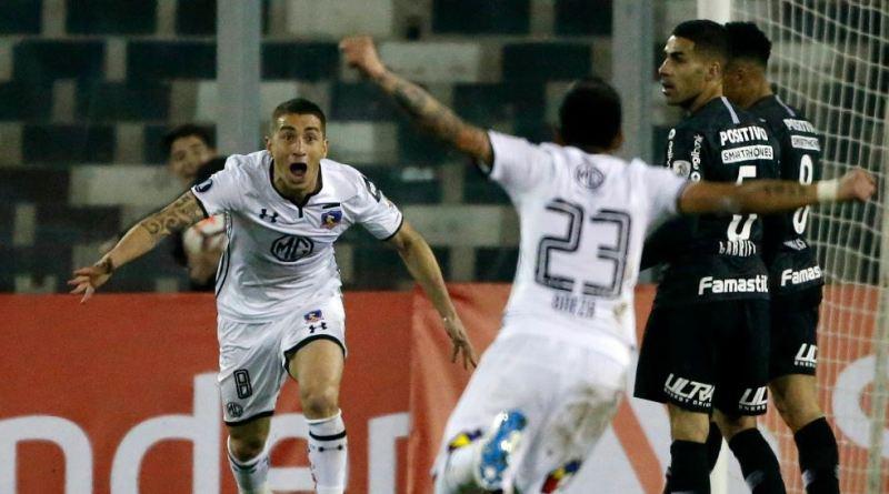 Colo Colo vs Corinthians, copa libertadores 2018