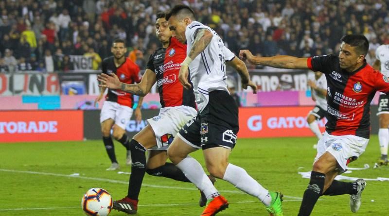 Colo Colo venció 1-0 a Deportes Antofagasta en el Monumental por la fecha 10 del torneo 2019 / Imagen: Jorge Díaz Honorato @koke094