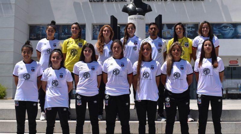 Presentacion jugadoras Colo-Colo Femenino - extr colocolofem