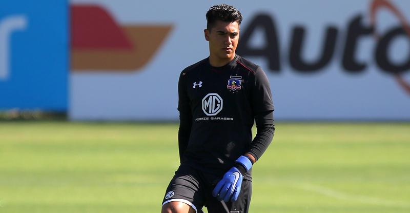 Julio Fierro se quiere consolidar en el club