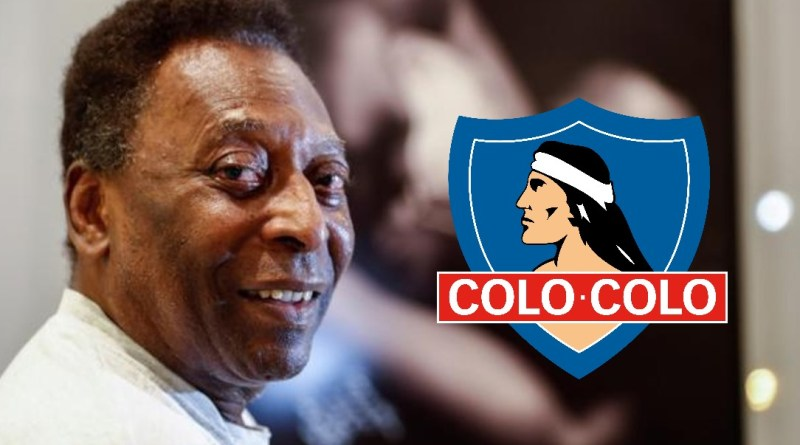 Luís Mena y el aprecio de Pelé por CC
