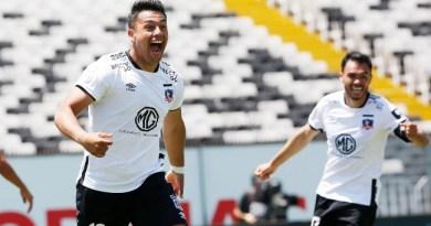 Iván Morales le dio el triunfo a Colo Colo