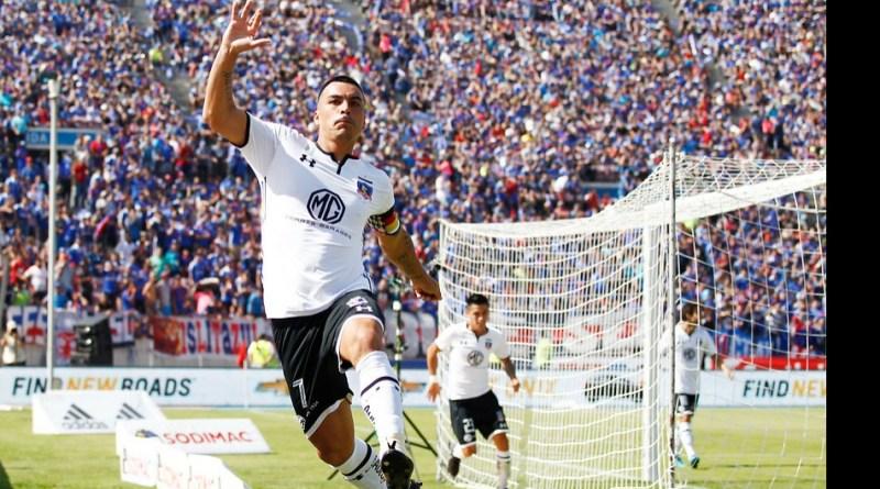 Ya es un clásico: Esteban Paredes podría alcanzar un nuevo récord ante la Universidad de Chile