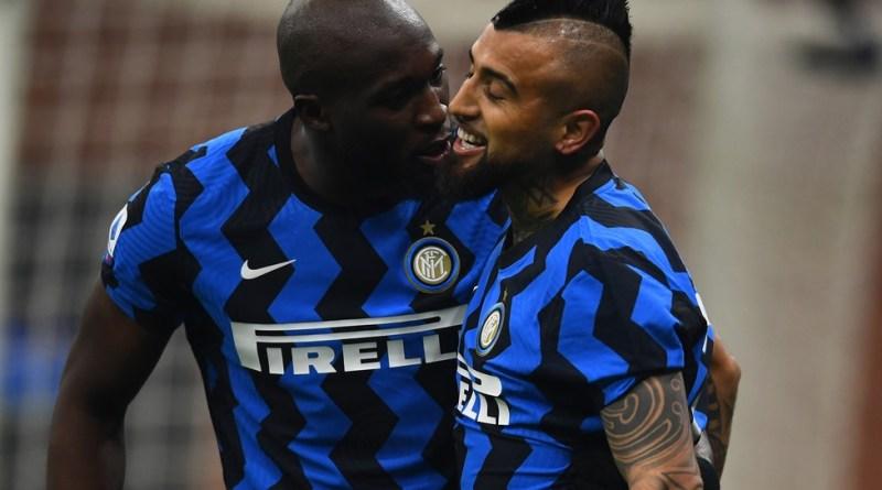 Arturo Vidal gol Inter de Milán / Imagen: Sitio oficial Inter de Milan