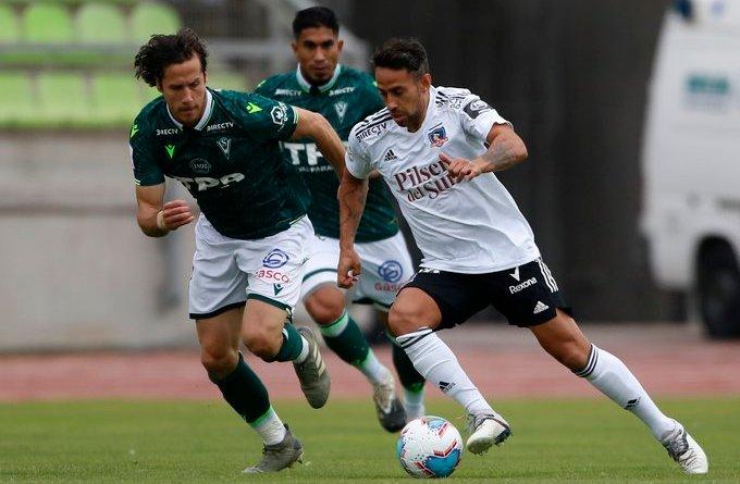 Colo Colo Santiago Wanderers Tabla