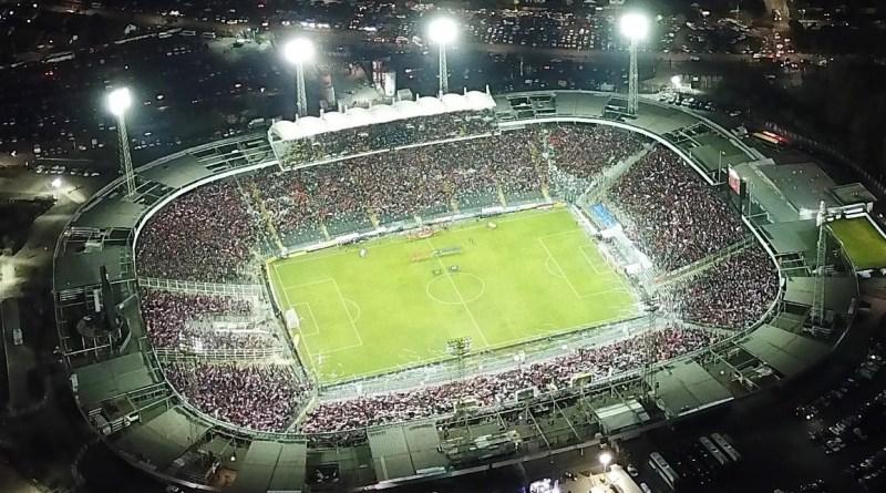Estadio Monumental Colo Colo / Imagen: Agencia Uno