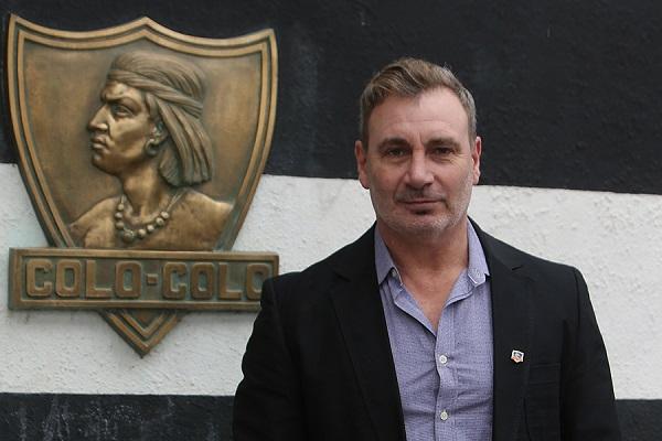 Marcelo Barticciotto y su opción de ser presidente de Colo Colo