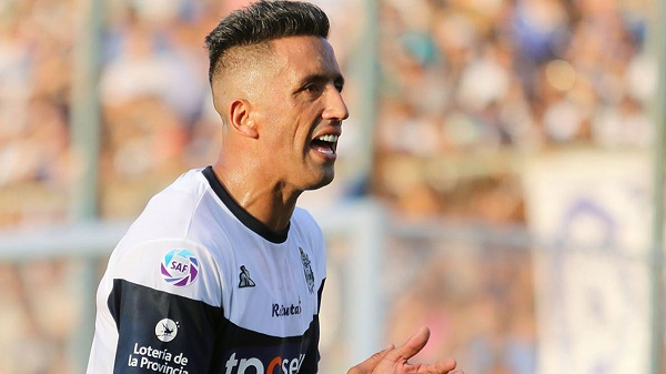 Lucas Barrios jugará en Defensa y Justicia