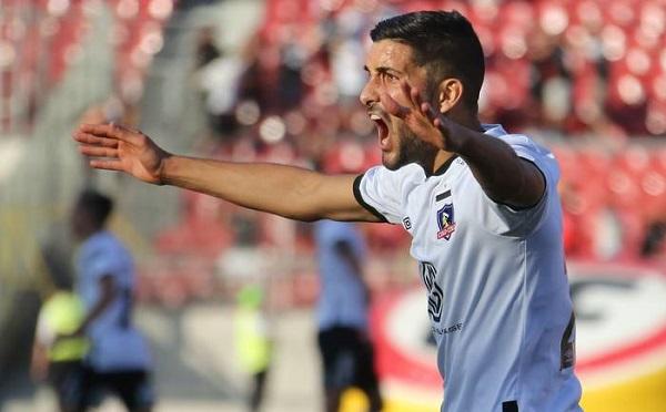 Nicolás Blandi podría dejar Colo Colo