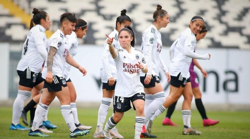 Tabla de posiciones | Colo Colo Femenino sigue sumando de a tres