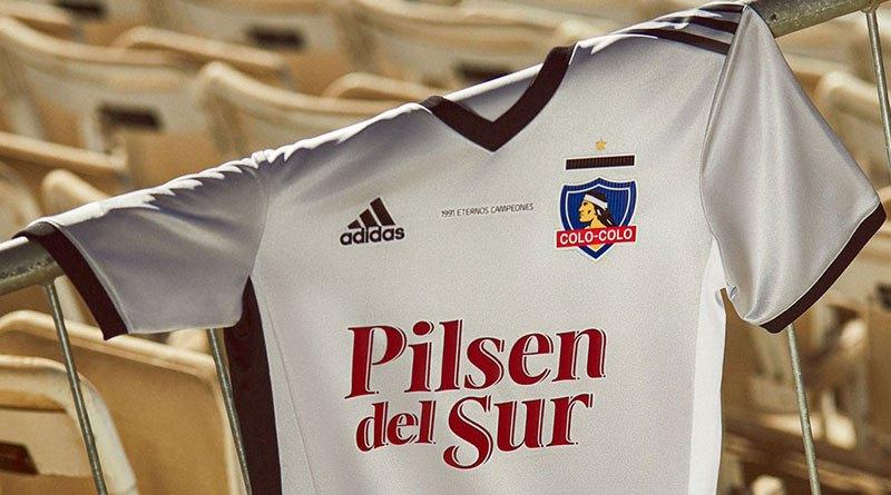 Camiseta Conmemorativa Colo Colo