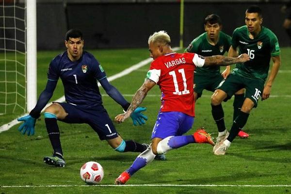 Chile jugará con Bolivia duelo clave para clasificarse