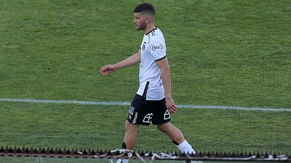 Nicolás Blandi no dirá presente en el duelo de Colo Colo y La Serena
