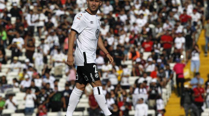 César Fuentes Colo Colo