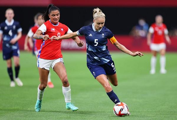 Chile Femenino se enfrentará a Canadá en los JJ.OO