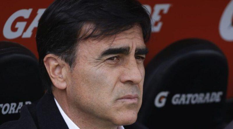 Gustavo Quinteros y el empate ante Calera