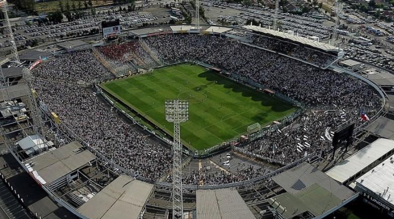 Colo Colo, Estadio
