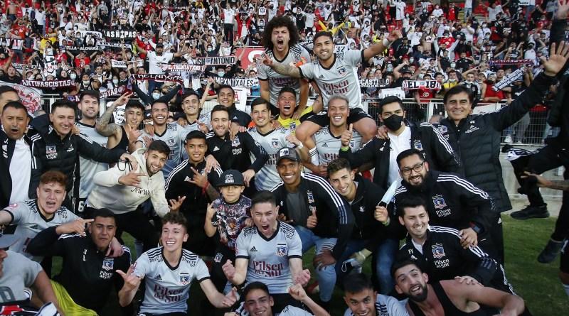 Colo Colo campeón / imagen: colocolo.cl