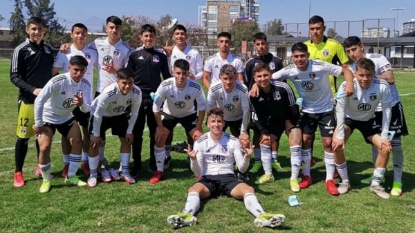 Fútbol Joven Colo Colo buscará seguir sumando oportunidades. Foto: Instagram Fútbol Joven Colo Colo