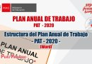 Estructura de PAT 2020, [DESCARGAR WORD]