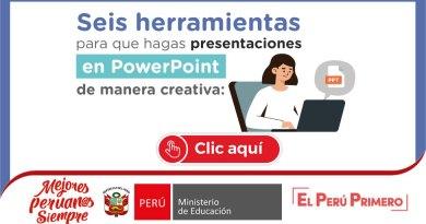 HERRAMIENTAS para que hacer presentaciones en PowerPoint de manera creativa [Conectados]