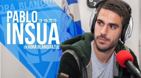 Pablo Insua en HB