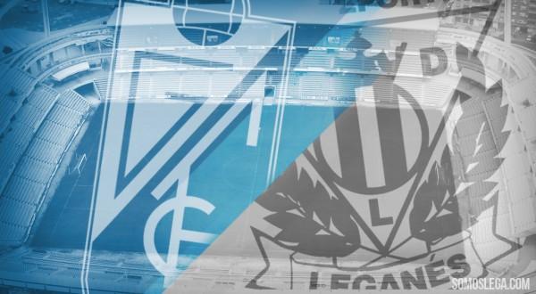 Azul y Blanco granada leganes