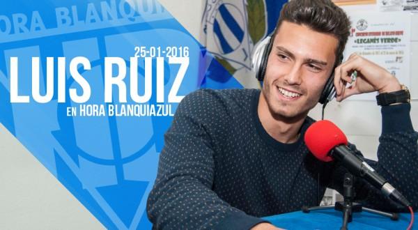 Luis Ruiz en HB