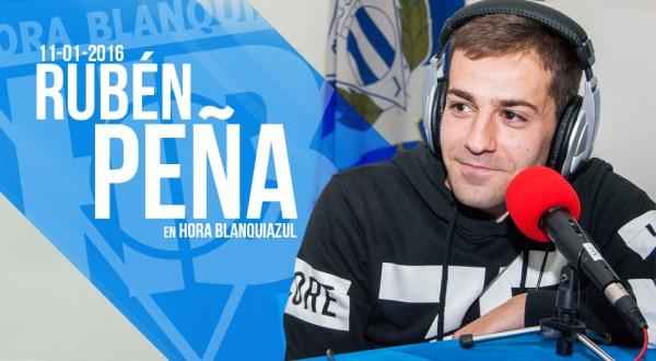 Rubén Peña en HB