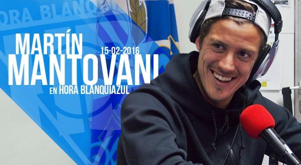 Mantovani en HB