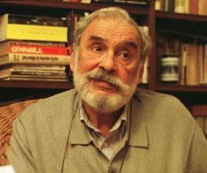 Don Antonio en 2001, en una foto publicado por Faro de Vigo