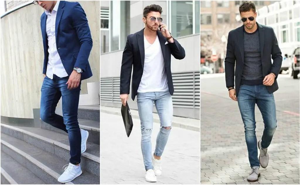 look casual hombre