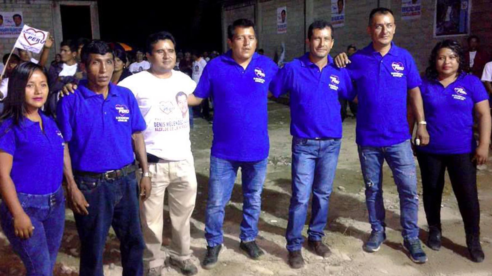 Somos Perú arraso en elecciones municipales de nuevos distritos del país
