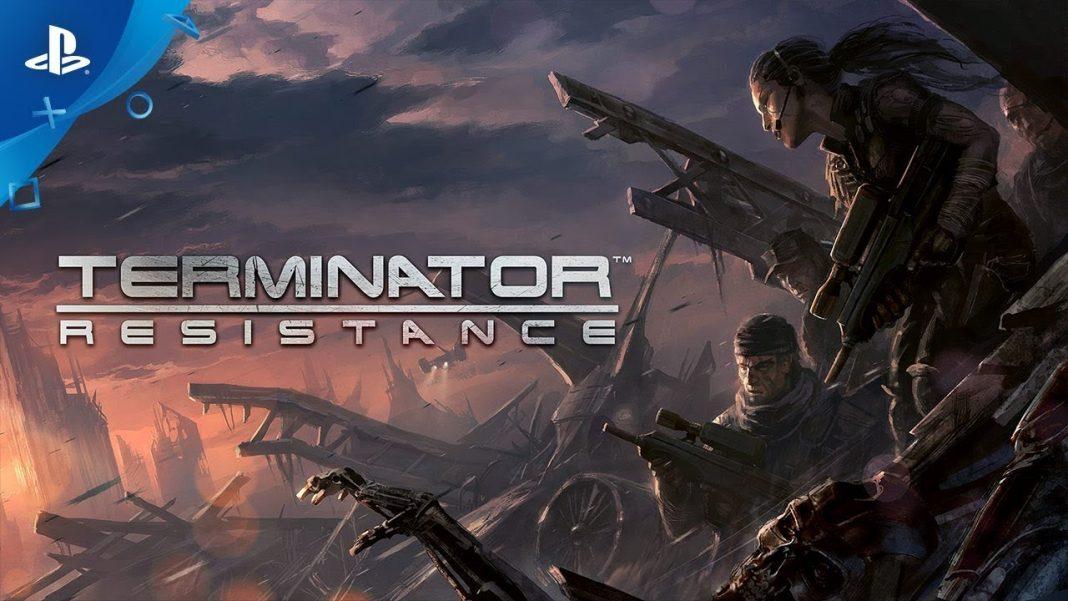Terminator Resistance confirma su estreno el 15 de noviembre en PS4